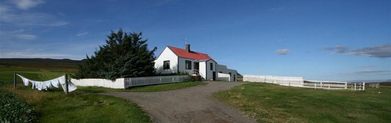 Guesthouse Neðra- Vatnshorn